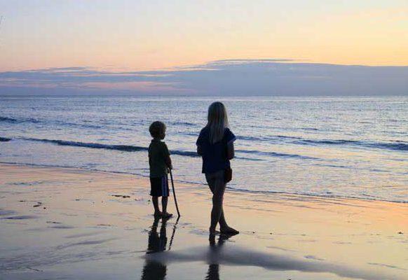 Kinder am Meer VIV Reise
